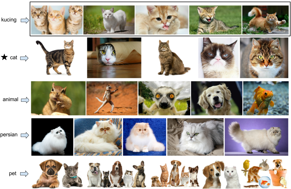 An image from the massively multilingual images dataset